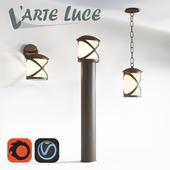 Уличные светильники L'arte Luce - Otella