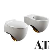 AeT Italia / Orizzonti Accent (toilet and bidet)