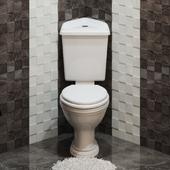 Corner toilet Heritage Dorchester PDW00 / PDW04