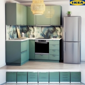 IKEA Kitchen Kallarp