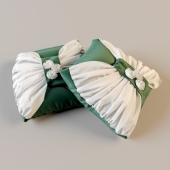 Подушка-бант