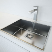 Fulgor Milano Plano Kitchen Sink