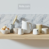 Bolia kitchen set / Декоративный набор для кухни