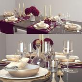 Tableware ZaraHome gold