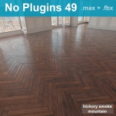 Herringbone parquet scratched 49 (without the use of plug-ins)