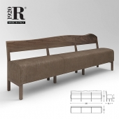 Riva 1920 Betty Bench