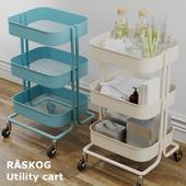 IKEA Raskog + Hemsmak