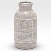 VASE GREY ZARA HOME
