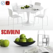 Scavolini Nomo and Chatty