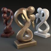 """Figurine """"Lovers"""""""