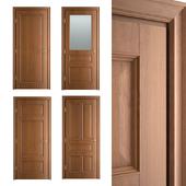 Massivstyle Interier Classic Door 01