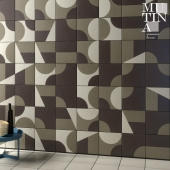Tile Puzzle by Mutina - set 012B