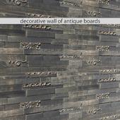 Antik Wood wall