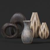 Vases Set, Set of vases