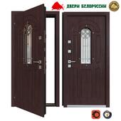 Входная металлическая дверь Flora (Двери Беларуссии)