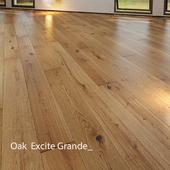 Parquet Barlinek Floorboard - Excite Grande