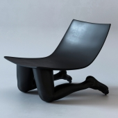 Chair of the Human furniture collection