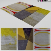 Modern Rugs set #4