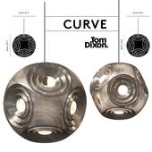 Curve Pendant Ball / Tom Dixon