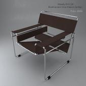 Armchair design Wassily DFA-24