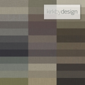 Fabrics made from Zen collection of Kirkby design