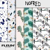 Обои ( NOFRED/FLEUX )