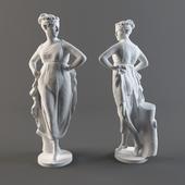 """Статуя """"Танцующая"""""""