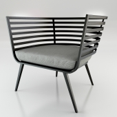 Gloster Vista Lounge Chair