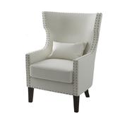Villa Berkley Wing Back Club Chair.