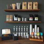 Coffee Shop Set