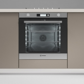 Oven FXE 825 X WIFI and stove top CFX 75 Candy