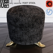 Kelly Wearstler Foot Stool
