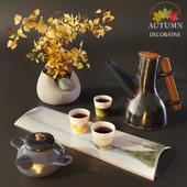 Ceramic Set Decorative