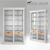 FULL HOUSE. Rack 1BCBG015 white