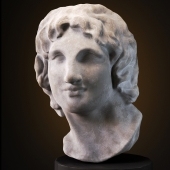 Bust of Alexander the Great