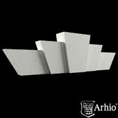 Замковый камень AZ40-1 Arhio®