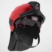 Rosenbauer Firefighting helmets