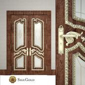 Классические двери  фабрики Sigegold