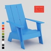 Adirondack Chair DESIGN WITHIN REACH (10 colors)