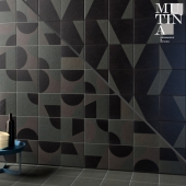 Tile Puzzle by Mutina - set 08