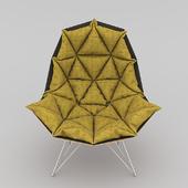 wooden chair cushion