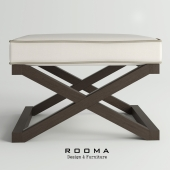 Poof Cross Rooma Design