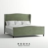 Кровать Libera Rooma Design
