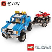 LEGO Creator №5893 Part 1