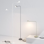 Pin Table lamp by Vibia