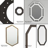 Зеркало Adam, Gala, Ilon, Mars Rooma Design