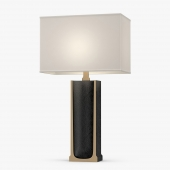 Holly Hunt - Ingot table lamp