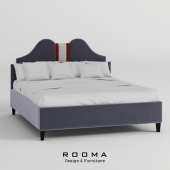 Bed Wings by ABelotserkovets Rooma Design