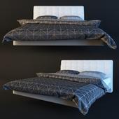 Кровать двуспальная Logan, Cattelan Italia