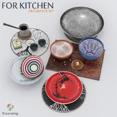 Kitchen Set / Посуда